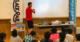 小学校でスラックレールを使った授業開催!